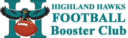Highland High Football Logo